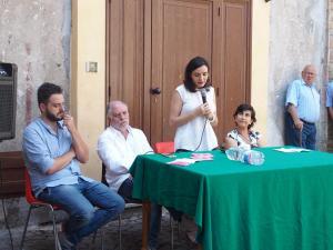 Tavola rotonda conclusiva - Magda Gullotta, sindaco di Pollina