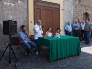 Tavola rotonda conclusiva - Giuseppe Mogavero, sindaco di Isnello