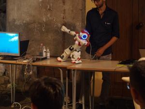 Presentazione RoboticLab